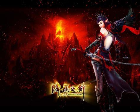 dragon sword games