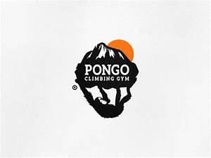 Orangutan Logo by Janis Ancitis - Climbing Gym ...