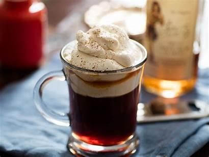 Coffee Irish Drinks Recipe Cream Rum Whiskey