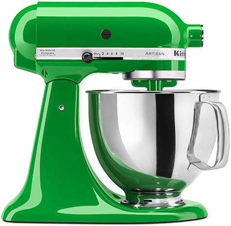 green kitchen aid mixer fresh new colors for kitchenaid stand mixer 3996