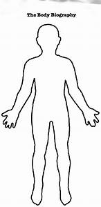 Child Body Outline