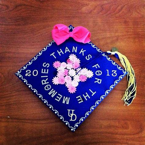gorgeous graduation cap decoration ideas listing