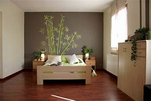 idee couleur peinture salle de bain With idee peinture chambre adulte