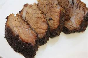 Brisket Made In The Oven