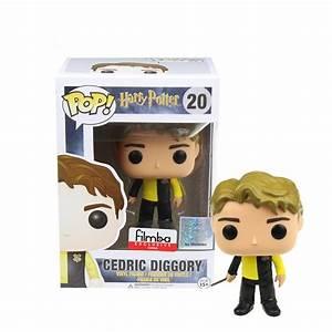 FUNKO POP 10cm Harry Potter Cedric Diggory Action Figure