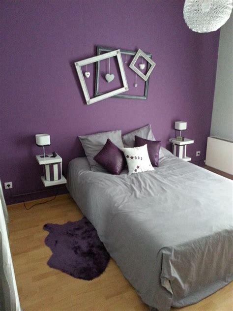 deco chambre gris et les 25 meilleures idées concernant chambre violet gris sur