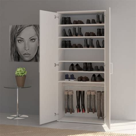 Scarpiera Cabina Armadio by Scarpiera Mobile Armadio 80x178x39cm Animalmarketonline