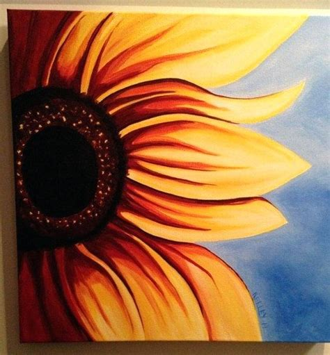 Easy Acrylic Canvas Painting Ideas For Beginners On