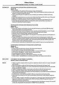 Ccna Resume Sample Technology Integration Resume Samples Velvet Jobs