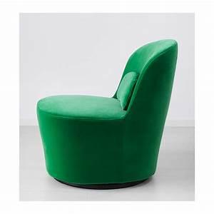 Canapé Vert Ikea : stockholm fauteuil pivotant sandbacka vert ikea denise salon pinterest fauteuil ~ Teatrodelosmanantiales.com Idées de Décoration