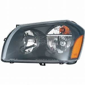 2006 Dodge Magnum Headlight Assembly From Car Parts