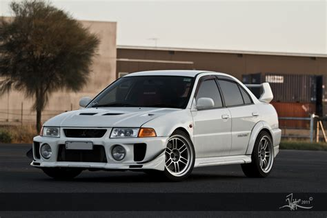 Evo 5 on Enkeis | monkeymagic's blog