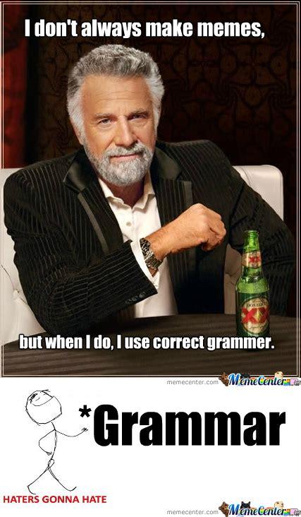 Funny Grammar Memes - grammar memes rose ledgard ma major project