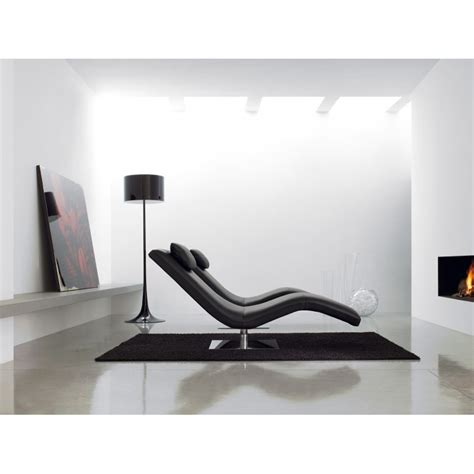 chaise longue de salon chaise longue de salon italienne cuir ou tissu san diego