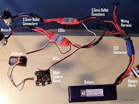 wiring a quadcopter quadcopters arduino tech and gadget