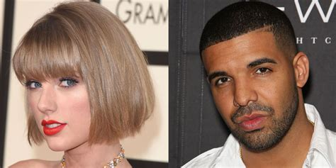 Taylor Swift and Drake Are Recording Music Together