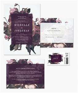 best 25 floral wedding invitations ideas on pinterest With wedding invitations 4 months in advance