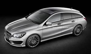 Mercedes Benz Cla 180 Shooting Brake : mercedes benz cla shooting brake to debut at the 2014 ~ Jslefanu.com Haus und Dekorationen