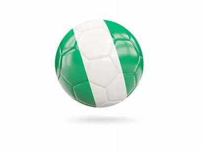 Nigeria Peru Ball France Ireland Soccer Glossy