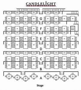 Theater Seating Chart