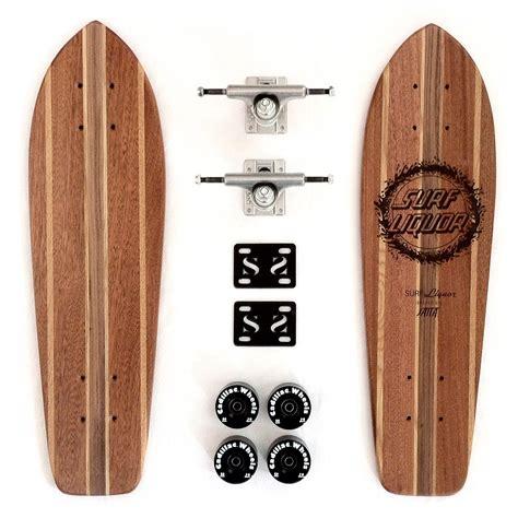 Cruiser Decks by Surf Liquor X Satta Skates Cruiser Deck Proper Magazine