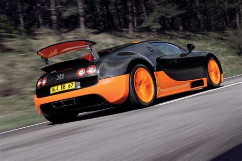 Who Makes Bugatti Veyron by Bugatti Veyron Sport Makes A New Land Speed Record