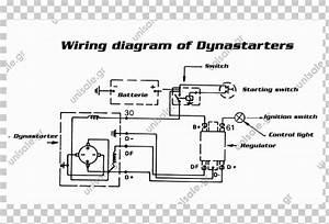 Wiring Diagram Dynastart Starter Siba Elektrik G M B H