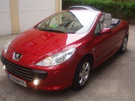 si鑒e auto occasion voiture occasion peugeot 307 cc de 2005 23 000 km