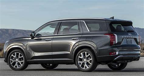 Hyundai Suv 2020 Palisade Price by 2020 Hyundai Palisade Used Car Reviews