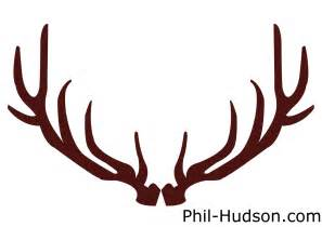 reindeer antlers free clipart