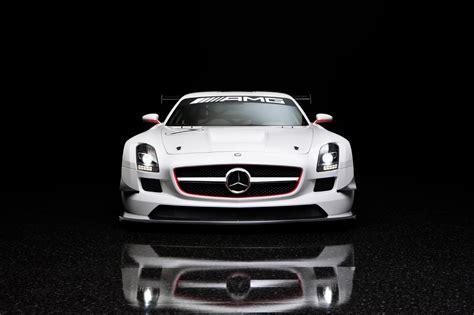 Mercedes Benz Sls Amg Gt3 New Racing Car Carguideblog