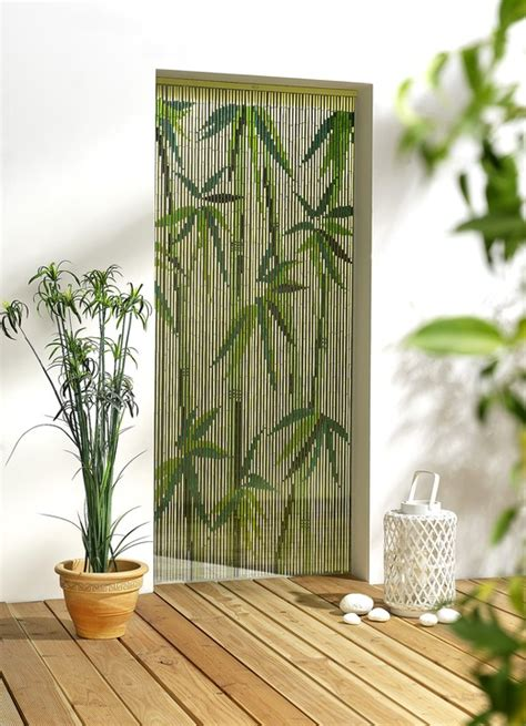 Sichtschutz Garten Vorhang by Bambus Vorhang Quot Bamboo Sichtschutz Und Sonnenschutz
