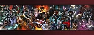 Marvel Dual Monitor Wallpaper - WallpaperSafari