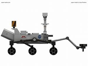 Paper Models of Curiosity Rover (page 4) - Pics about space