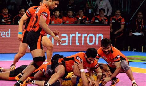 U Mumba Vs Haryana Steelers, Tamil Thalaivas Vs Up Yoddha