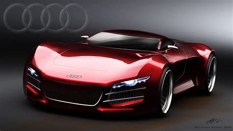 Concept Car Audi C8 Wallpapers And Images Wallpapers