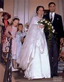 Queen Mathilde: Flashback: Wedding of princess Katharina ...