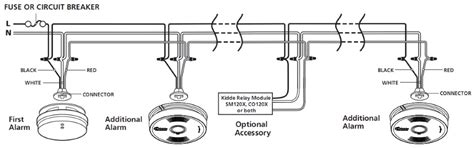 Smoke Detector Electrical Wiring by Smoke Detectors