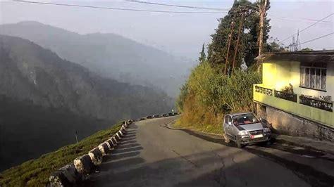 Rocking Road To Rock Garden Darjeeling ( রক গার্ডেনের রকিং