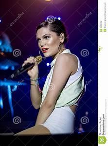 British Pop Star J Editorial Photography Image Of