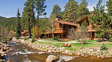 estes park cabins colorado cabins cabin vacations colorado