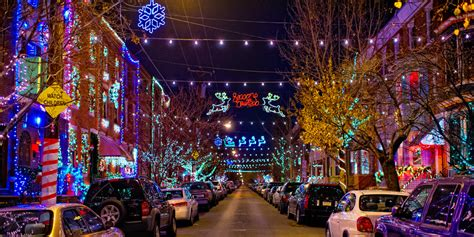 collection of light shows in pa best