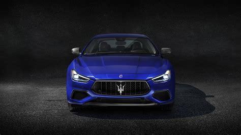 2018 Maserati Ghibli Gransport 4k Wallpapers Hd