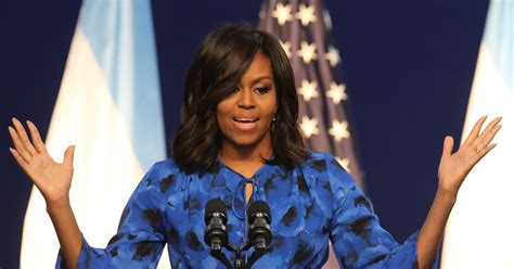 michelle obama blunt  indian issues  give