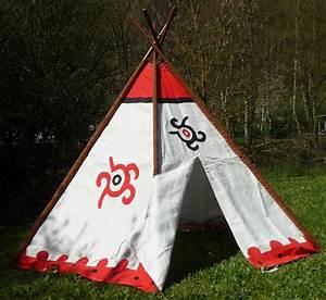 Zelt Der Indianer : tipi wigwam indianerzelt mit aluminium stangen 183 x 137cm top qualit t kaufen bei wim shop ~ Watch28wear.com Haus und Dekorationen