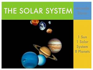 Solar System PowerPoint - Pics about space