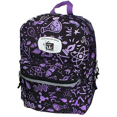 chic project mc composition cutie violet   backpack