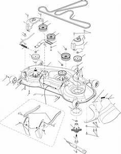 Page 38 Of Husqvarna Lawn Mower Yth2348 User Guide