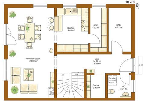 Grundriss Einfamilienhaus Modern Andereweltennet