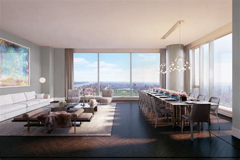 Central Appartments by Central Park Tower 225 West 57th Nyc Condo